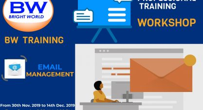 Email Management – Standard Practitioner Workshop at Yaounde